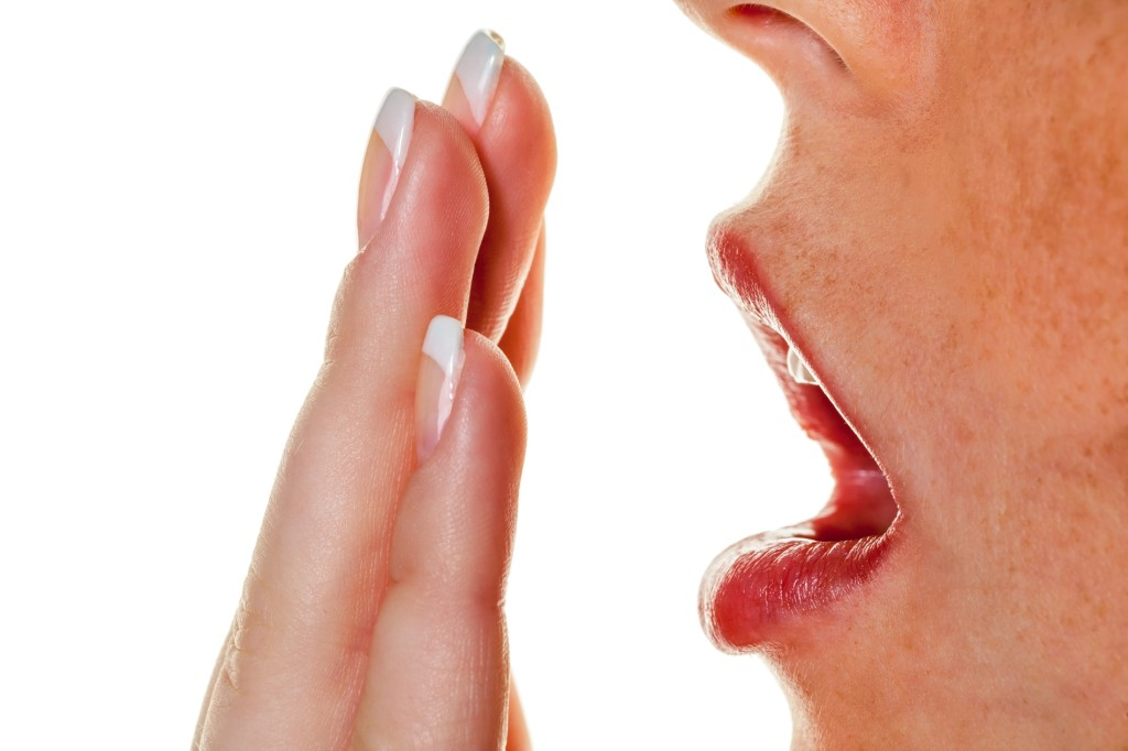 What is the Treatment for Bad Breath?