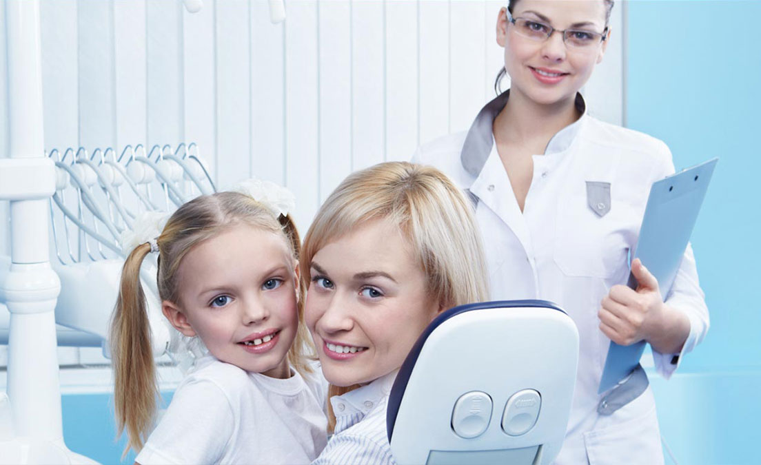 Etobicoke Dentist - West Metro Dental Office Pediatric Dentistry